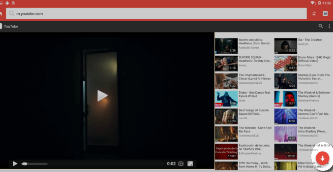 descargar video de youtube en Android