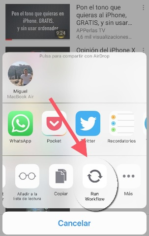descargar video de youtube con iphone